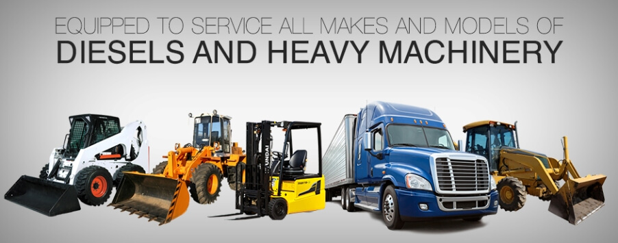Truck Diesel Mechanic in Perth